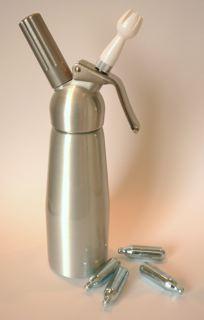 Le protoxyde d 39 azote un gaz comburant for Acheter un siphon de cuisine